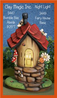 1 million+ Stunning Free Images to Use Anywhere Polymer Clay Fairy, Polymer Clay Projects, Polymer Clay Creations, Clay Fairy House, Fairy Houses, Bottle Art, Bottle Crafts, Crea Fimo, Clay Jar