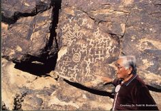 indians of arizona | ... of the mysterious figures and shapes left by the Hohokam Indians