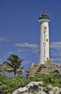 Cozumel southern lighthouse 2