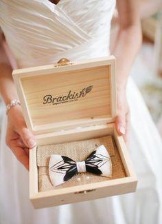 Brackish Bowtie - Charleston Wedding