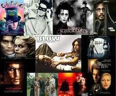 All Graphics » johnny depp movies
