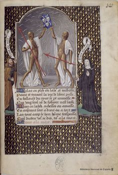 Libro de horas de Carlos VIII, Rey de Francia, Siglo XV  Libro de horas de Carlos VIII, Rey de Francia [Manuscrito]   Publicación, S.XV