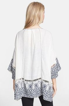 Free People 'Noyal Counting Stars' Tunic   Nordstrom