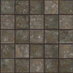 The Wallpaper Company 56 sq. ft. Black Ceramic Tile Wallpaper - WC1283228 - The Home Depot