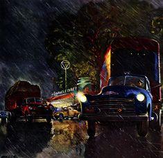 1950 Chevrolet P.L. Advance-Design Trucks (Peter Helck).