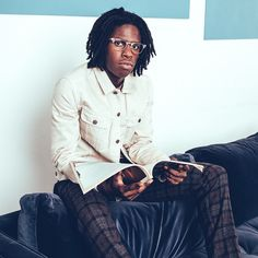 b180585595 Conceal nothing    Show your style with the reinvented Transparent  Clubmaster     DanielCaesar
