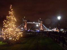 Diciembre de 2014. London Bridge, Londres.
