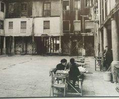El Fontan. Antes de ser reconstruido Street View, Spaces, Costumes, Interior, Vintage, Haunted Places, Beetle, Old Photography, Dress Up Clothes