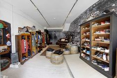 Retail Design | Shop Design | Fashion Store Interior Fashion Shops | Vans pop up store by Green Room, London store design