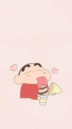 I love shinchan ❤ Sinchan Wallpaper, Cute Dog Wallpaper, Android Phone Wallpaper, Cartoon Wallpaper Iphone, Kawaii Wallpaper, Cute Wallpaper Backgrounds, Cute Cartoon Wallpapers, Disney Wallpaper, Animes Wallpapers
