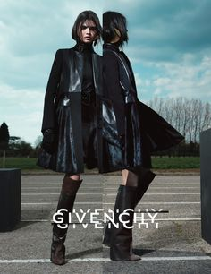 Givenchy's Fall winter 2013 campaign.