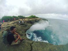 The Devil Tears Nusa Lembongan Bali