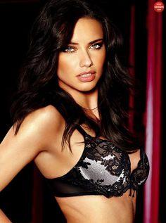 Adriana Lima   Adriana Lima Victoria's Secret Lingerie