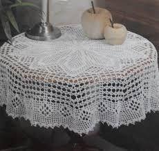 tutorial de manteles tejidos a crochet - Buscar con Google
