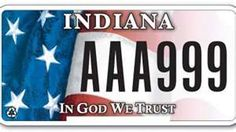 I love this license plate Muncie Indiana, Gary Indiana, Connersville Indiana, State Mottos, Bible Belt, Family Chiropractic, Funny Names, In God We Trust, Childhood Memories
