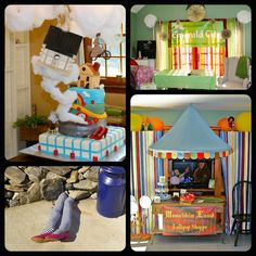 Cottage Babbette: A Wizard of Oz Baby Shower