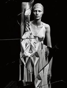 Julia Nobis by Craig McDean