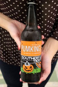 Southern Tier Pumking on the blog.  Go grab yourself a pint!