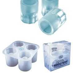 Shot Glass Ice Cube Tray :: Maxton Men