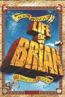 Irreverent satire of Biblical films and religious intolerance focuses on Brian, a Jew in Roman-occupied Judea. After joining up with an anti-Roman political organization, Brian is mistaken for a prophet, and becomes a reluctant Messiah.