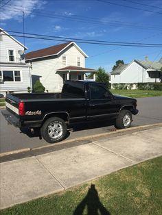 Z71 Truck, Lifted Chevy Trucks, Chevy Pickups, Chevrolet Trucks, 1994 Chevy Silverado, Silverado 1500, 4x4, Camper, Cars