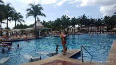 Riu Palace Riviera Maya, main pool