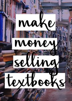 I'm always looking for ways to spite my college bookstore. Their prices are OUTRAGEOUS and I am not about it. I've been hustling for my textbooks online since the dawn of time. This post is a follow up to this one, since I feel I have a lot more to say about textbooks. As an …