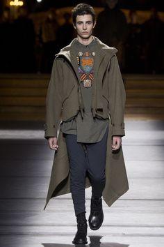 Dries Van Noten Paris Fashion Week 2016 Menswear