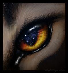 Through the Warriors Eye by Nightrizer.deviantart.com on @DeviantArt