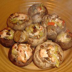 ciuperci umplute_dukan diet