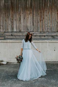 Die 707 Besten Bilder Von Brautkleider Farbig Fur Die Ausgefallene