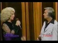 Tammy Wynette & George Jones Video Two Story House #TammyWynette #GeorgeJones #CountryWestern
