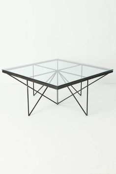 Glass Table (Modern)