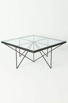 Glass Table (Modern)