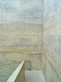 Tadao Ando - рукотворная пустыня