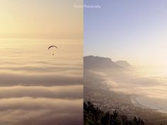 Go paragliding in Cape Town Book this and other unforgettable experiences with BelAfrique - Your Personal Travel Planner www.belafrique,co. How To Speak French, Paragliding, Travel Companies, Travel Planner, Rest Of The World, Cape Town, South Africa, Wildlife, Bucket