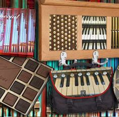 My store aims to offer everything anyone could ever want in an image of pipe organs, things to do with pipe organs, organ music, organists, and to celebrate this marvellous king of Instruments. I certainly hope that here you will find gifts and novelties for organists, church musicians or even 'normal' musicians (don't hit me!) as many lines, such as the Bach products, have multiple applications and are of interest to every musician.  The store contains hundreds of photos of organs around…