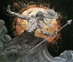 OMG - literally :) :) :)    Lugh  by ~wornfall  Celtic Sun God