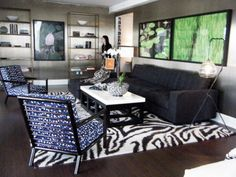 Get an Early Look at DVF Home at the Aldyn's Showhouse