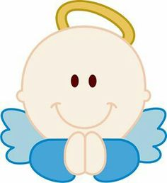 Cute little boy angel Baptism Party, Boy Baptism, Christening, Baby Shawer, Baby Love, Baby Engel, Angel Clipart, Clipart Gallery, Digi Stamps