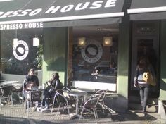 Espresso House Davids Hall Torg