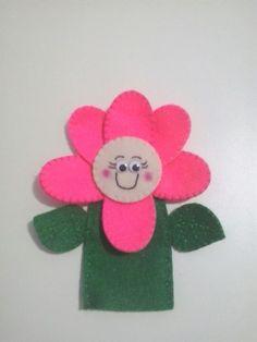 Dedoche flor pink