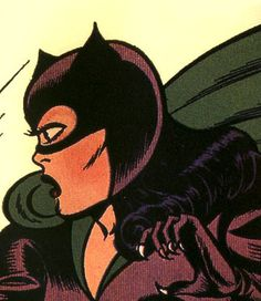 vintage catwoman