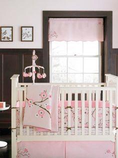Baby Girl Nurseries - Nursery Ideas