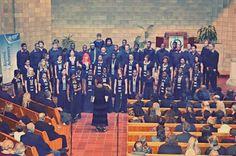NMMU Choir performing at their 20th Anniversary Concert 06/9/14 @ The Dutch Reformed Church of Summerstrand, Port Elizabeth