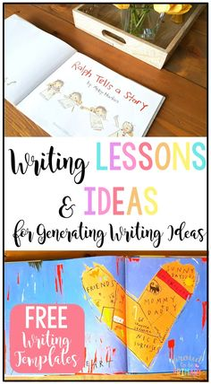 Teachers, ever have students struggle with coming up with writing topics? ME…