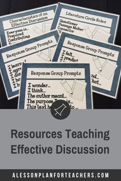 5 Tips for Teaching Effective Discussion Geography Lessons, Teaching Geography, Teaching History, Classroom Organization, Classroom Management, Organization Ideas, Teaching Strategies, Teaching Resources, Teaching Ideas