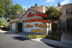 Just Listed awesome 3b/3ba Townhome in Aliso Viejo - http://itz-sold.com/just-listed-awesome-3b3ba-townhome-aliso-viejo/ http://itz-sold.com/wp-content/uploads/2017/10/4-Michelangelo.jpg    Just Listed: Bright and Airy 3b/3ba townhome in the best part of Aliso Viejo News about our unbeatable 1% Listing Commission made to Orange County where a savvy home seller decided to save over $10,000 on transaction costs and signed listing agreement on Friday night and on Saturday morni