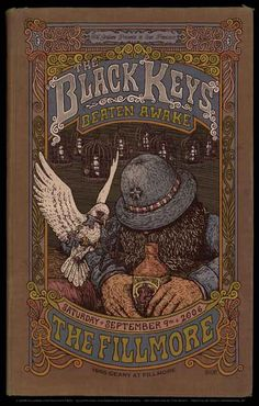 The Black Keys by Marq Spusta
