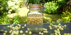 At any time of year there's a seasonal fruit that's perfect for steeping in gin. Take a look at our favourite infused gin recipes and give your drinks cabinet a fruity boost. Gooseberry Gin, Gooseberry Recipes, Strawberry Gin, Raspberry Gin, Fruit Gin, Blueberry Gin, How To Make Gin, Gin Recipes